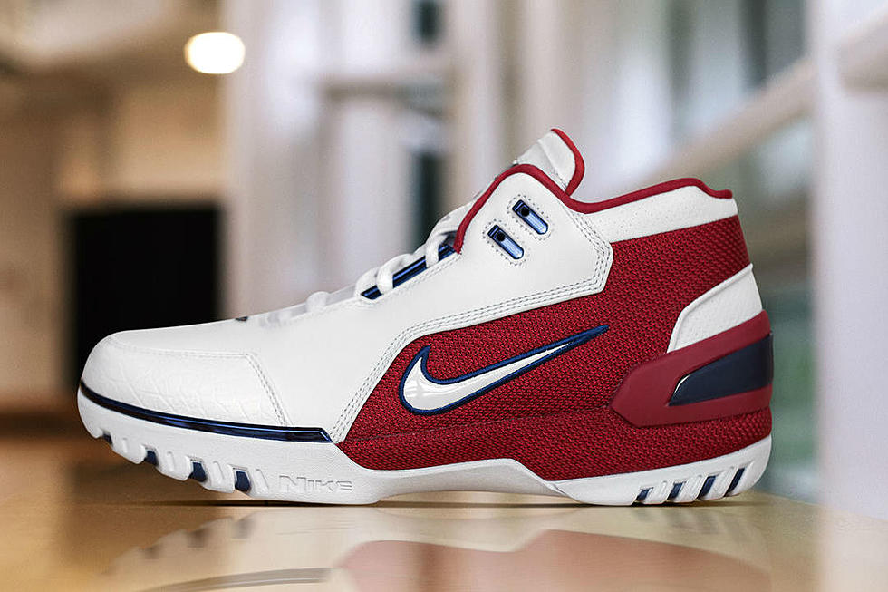 aedc1d70909 LeBron James  Nike Retro Sneakers to Release in Limited Quantities - XXL