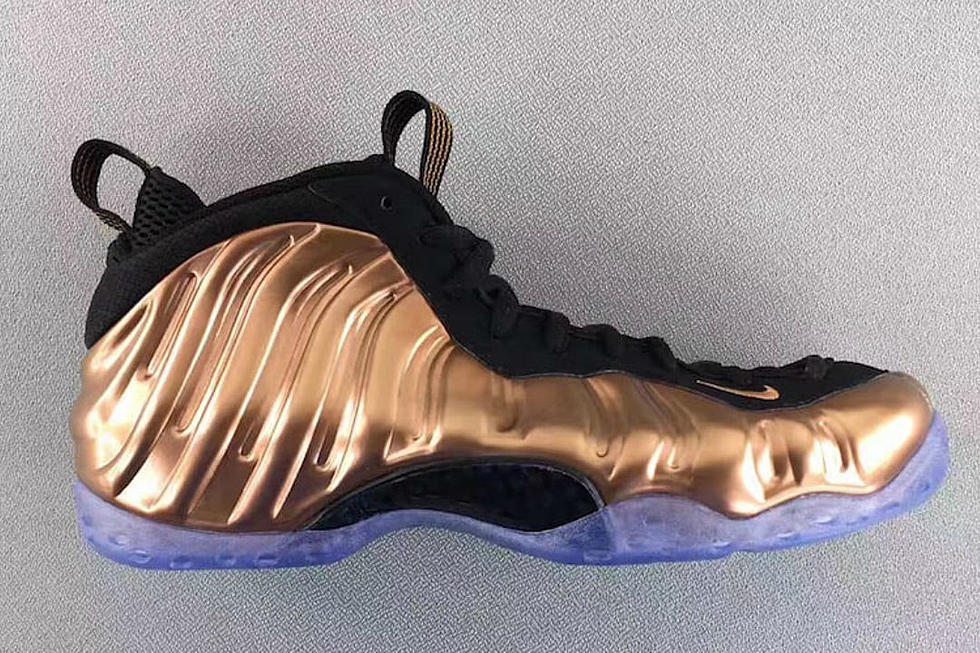 fb0e9edb68e59 Nike is Re-Releasing the Air Foamposite One Copper This Spring - XXL