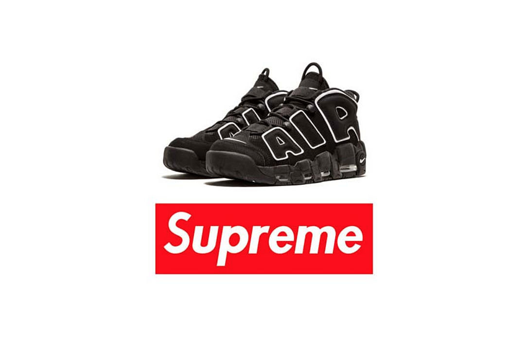 3ab76c87be Supreme to Collaborate With Nike on the Air More Uptempo - XXL
