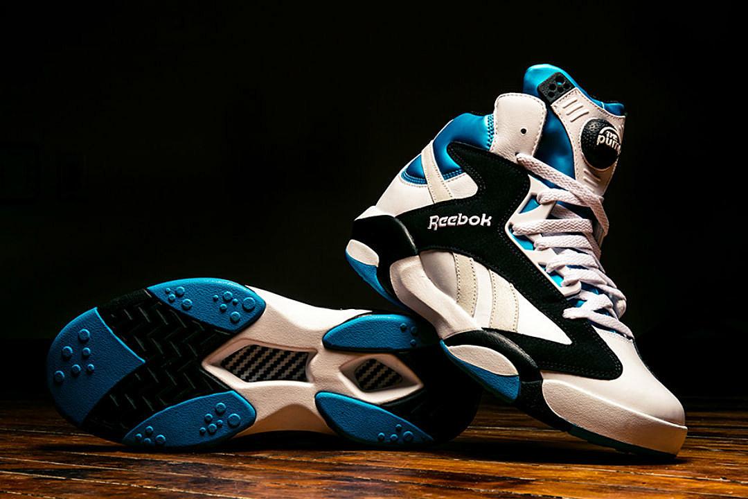 77d7e98e7b6 Reebok Will Re-Release the Shaq Attaq Sneakers This Month - XXL