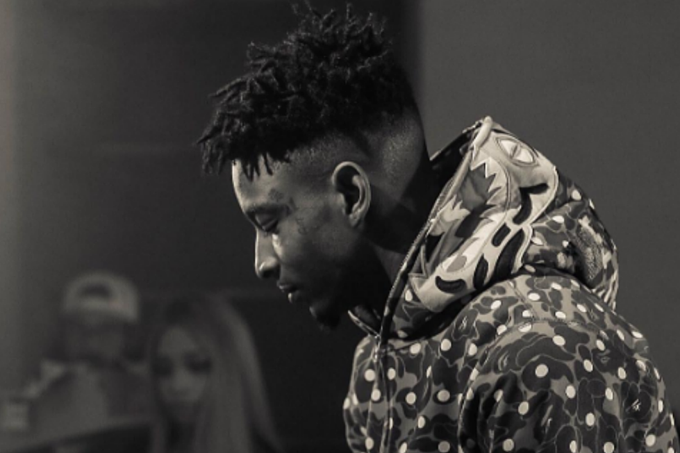 21 Savage Signs to Epic Records - XXL
