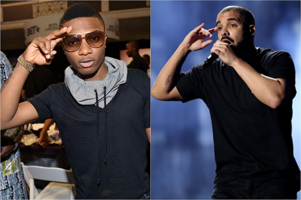 Wizkid and Drake Link Up for New Song 'Come Closer'