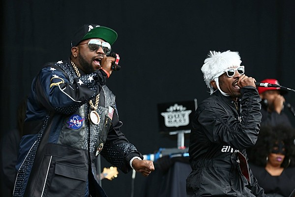 OutKast Class to Be Taught at Georgia College - XXL