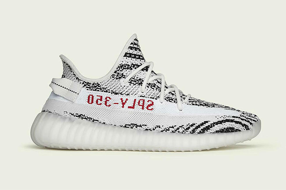 newest 7842b 4c87b Top 5 Sneakers Coming Out Including Adidas Yeezy Boost 350 V2 Zebra, Air  Jordan 8 Alternate and More
