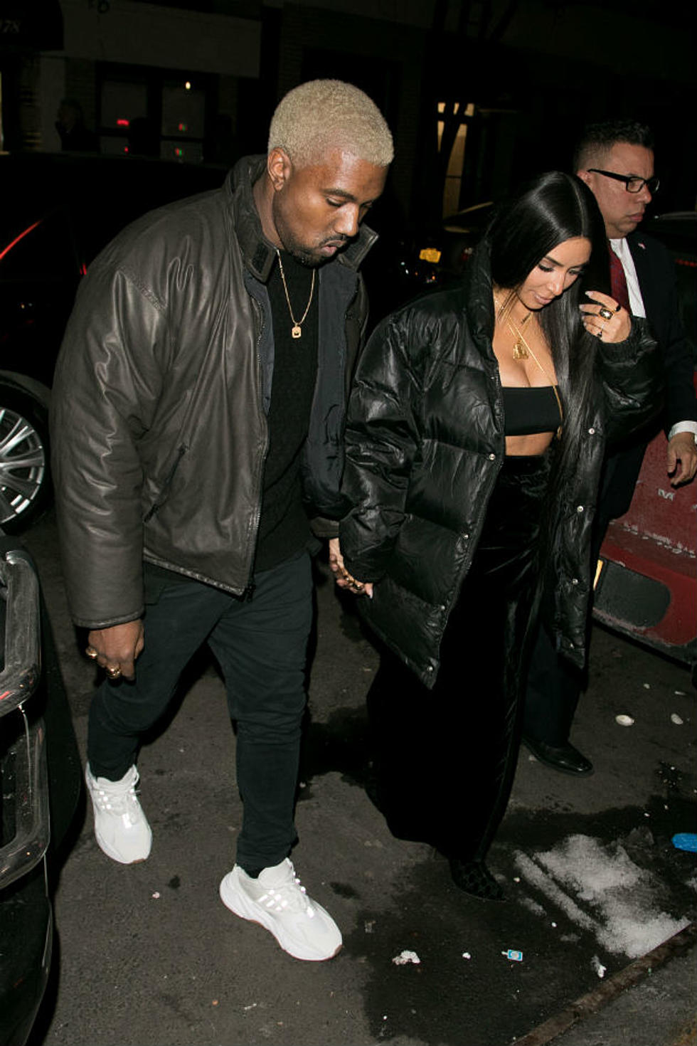 b7627d1eb02ea Kanye West Debuts New Yeezy Runner Sneaker - XXL