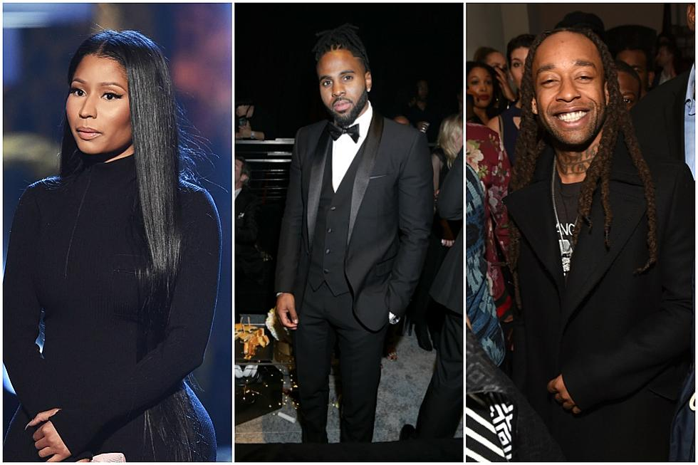 Nicki Minaj and Ty Dolla Sign Will Join Jason Derulo for New