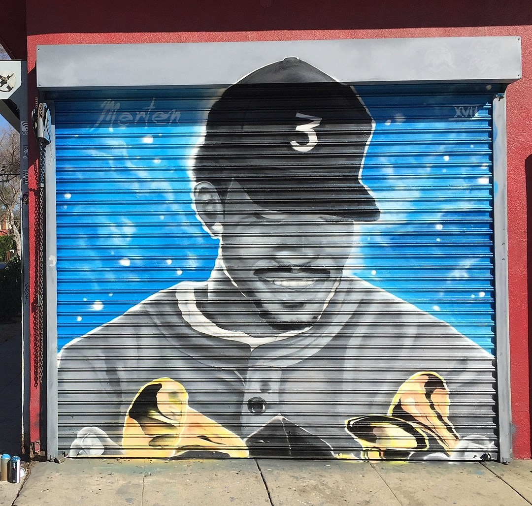Chance The Rapper Mural Pops Up In Los Angeles Xxl