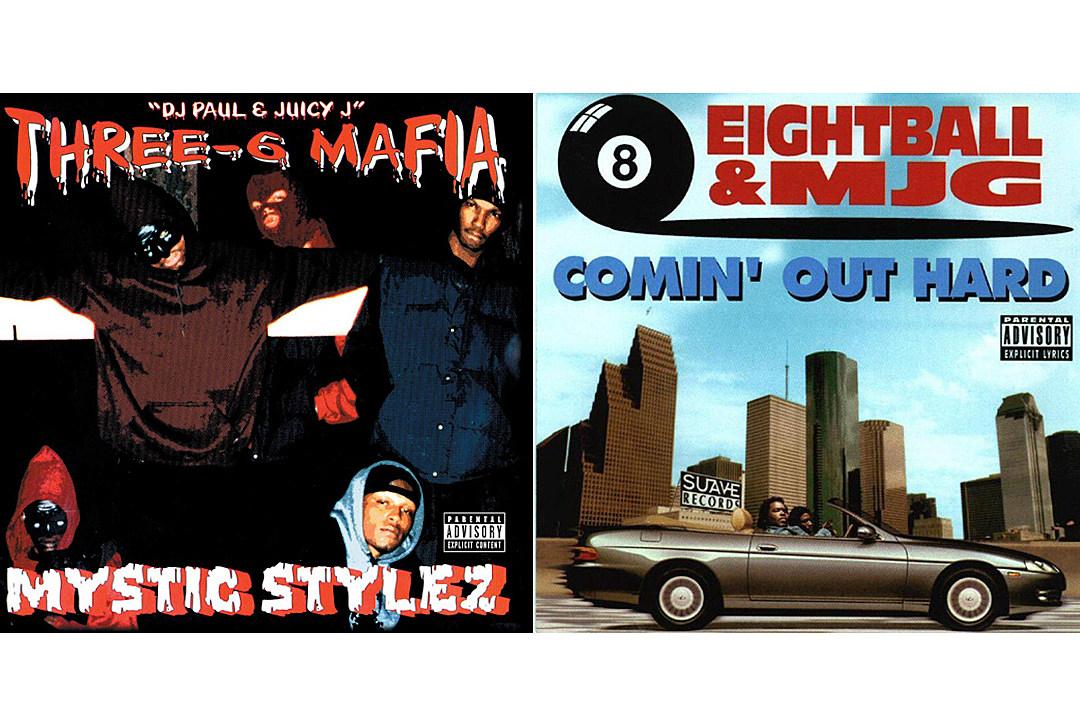 20 of the Best Memphis Rap Projects - XXL