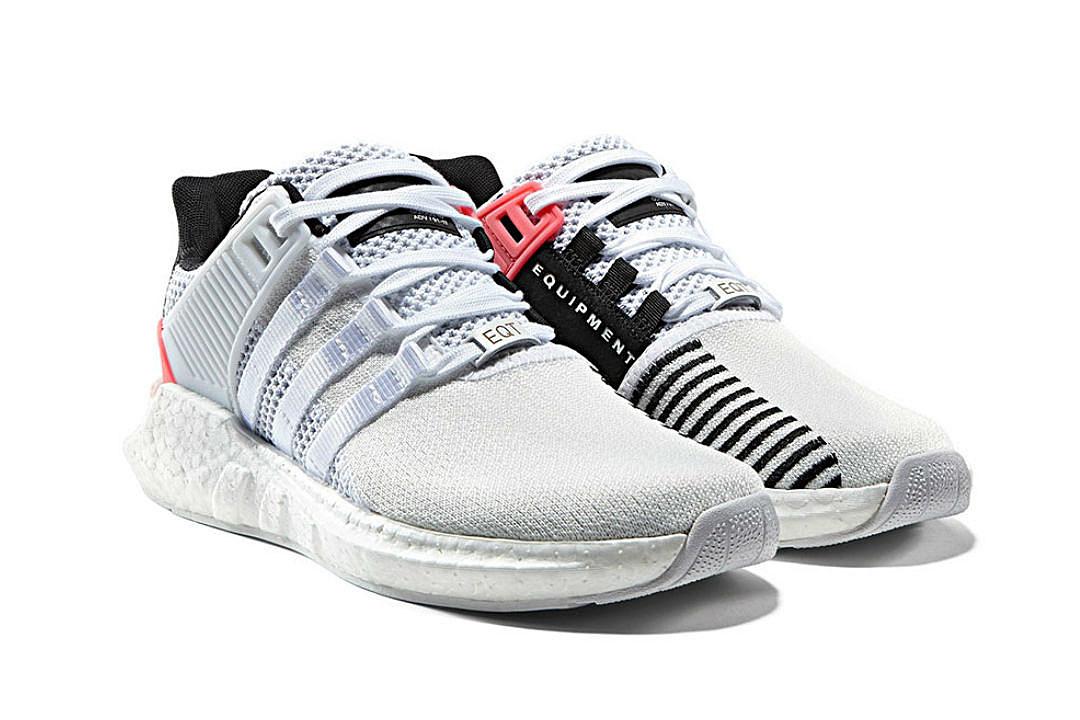 8f3a46d4549 Adidas Originals Unveil EQT 93 17 Turbo Red Sneaker - XXL