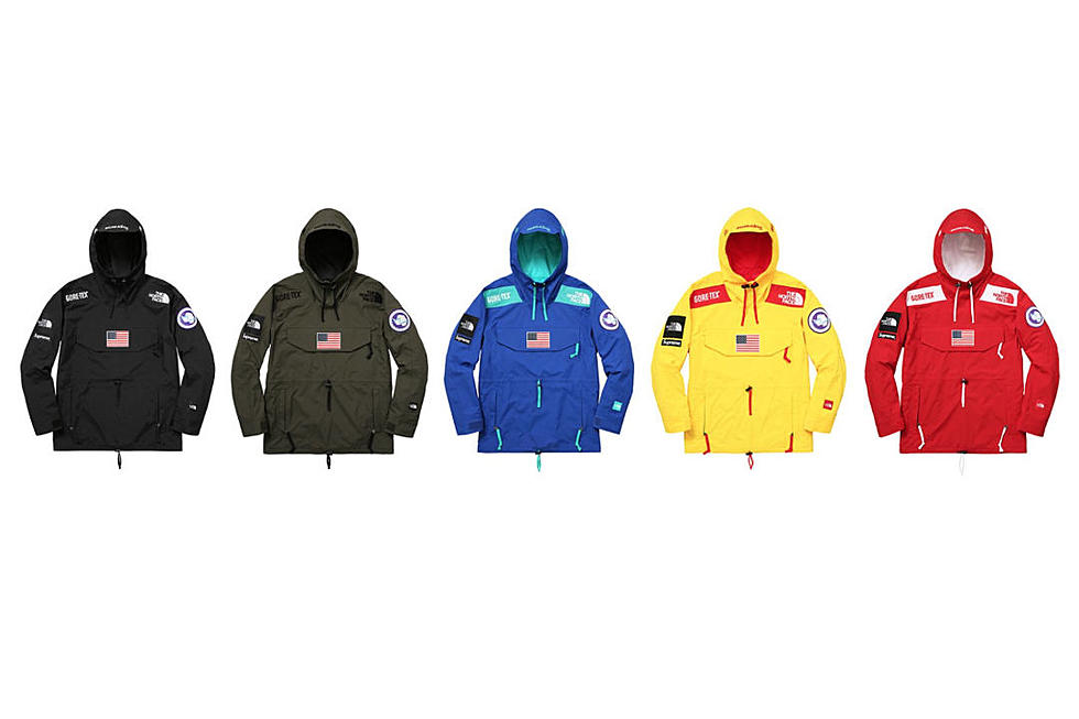 54315ac20 Supreme Unveils Newest Collaboration With The North Face for Spring ...