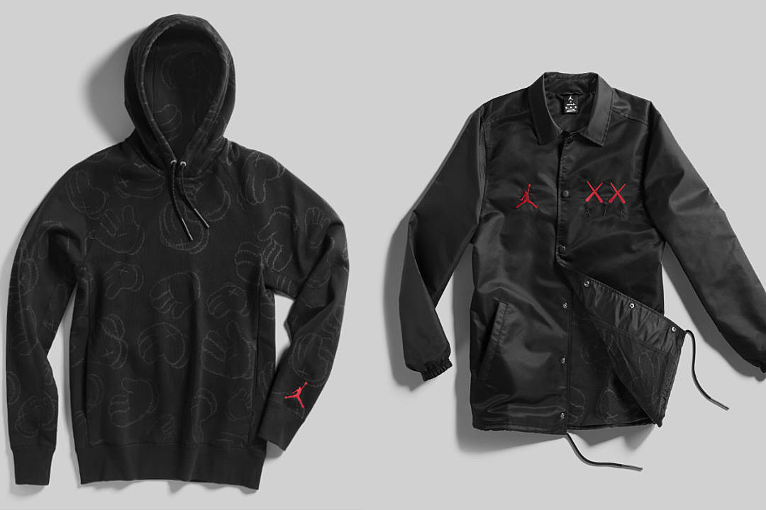 Check Out the Full Jordan Brand x Kaws Capsule Collection - XXL d350ef1f73