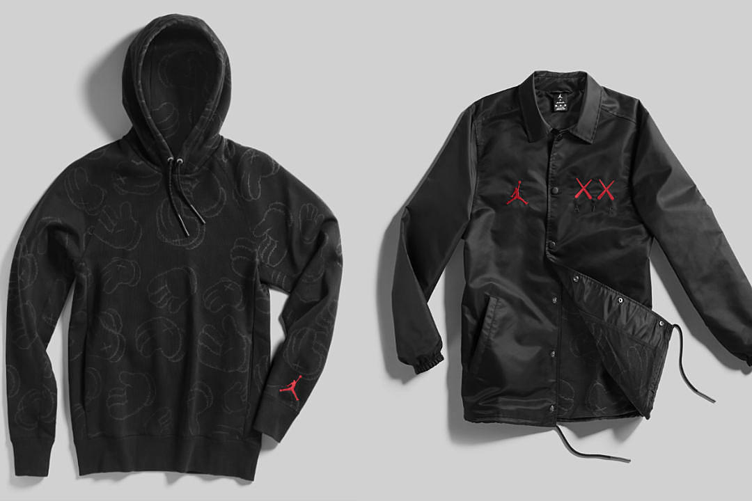 b9c76a48cffd Check Out the Full Jordan Brand x Kaws Capsule Collection - XXL