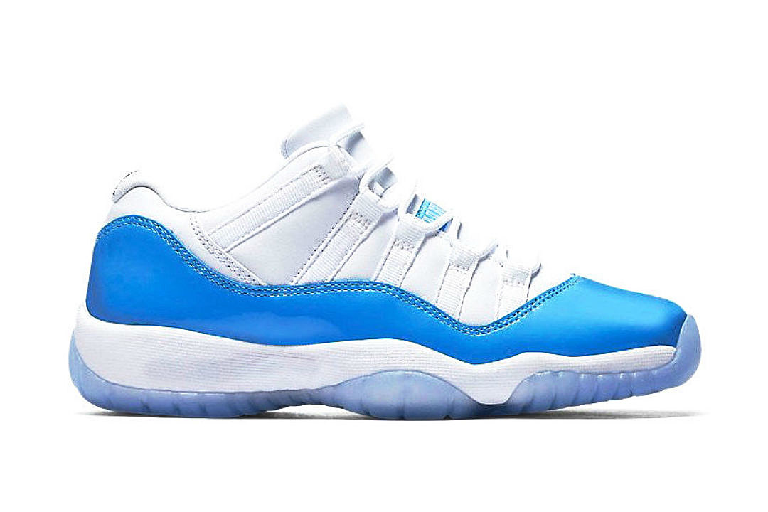 088e2922ff05a2 Top 5 Sneakers Coming Out This Weekend Including Air Jordan 11 Retro Low  University Blue