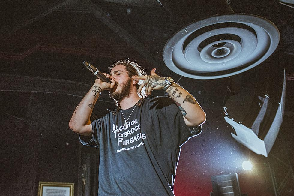 Post Malone's 'Rockstar' Breaks Apple Music's Single Week