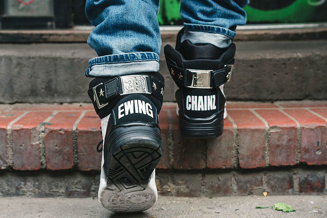 outlet store d5cf2 c08b9 2 Chainz to Release New Collaborative Sneaker With Ewing Athletics - XXL