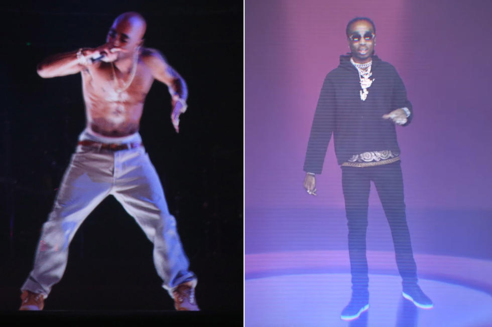 8 Times Rappers Became Holograms - XXL
