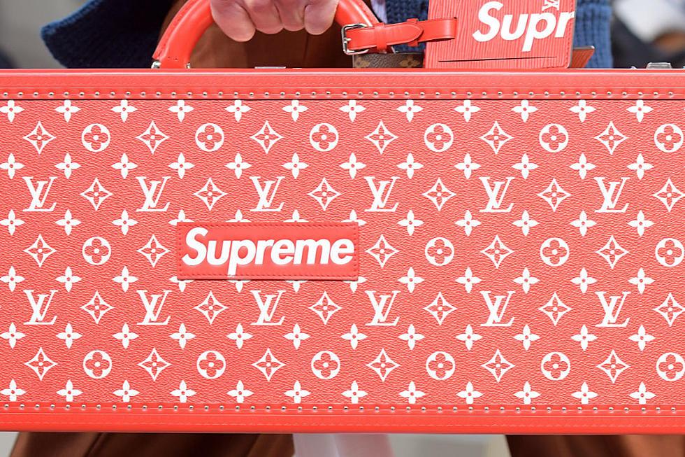 88f46af72932 Louis Vuitton Announces First Supreme Collab Pop-Up - XXL