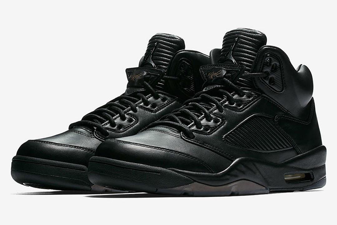 Jordan Brand to Release Premium Air Jordan 5 Flight Jacket Sneakers - XXL df8c5fbf6