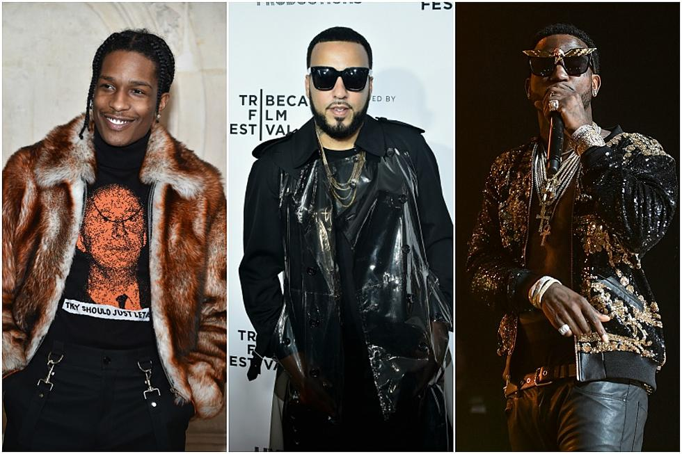 ASAP Rocky, French Montana, Gucci Mane and More Added to