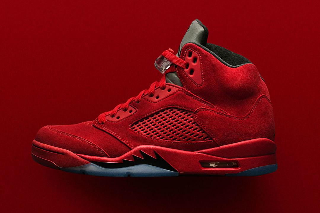 Jordan Brand to Release Air Jordan 5 Flight Suit Sneakers - XXL 33c39d26a
