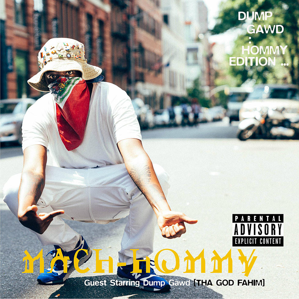 Mach-Hommy's New 'Dump Gawd: Hommy Edition' Album Features