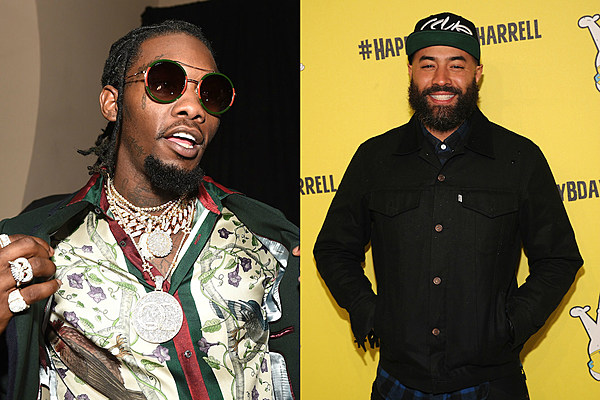 This Is Why Offset Got Cardi B Tattooed On His Neck: Offset Calls Out Hot 97's Ebro Darden For Not Believing He