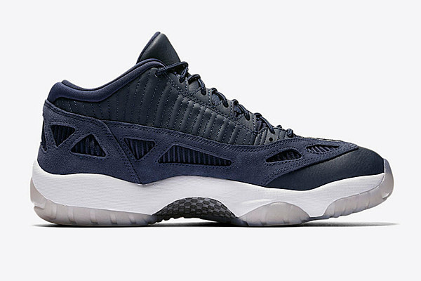 Jordan Brand to Release Air Jordan 11 Low IE Obsidian - XXL 594d19e59