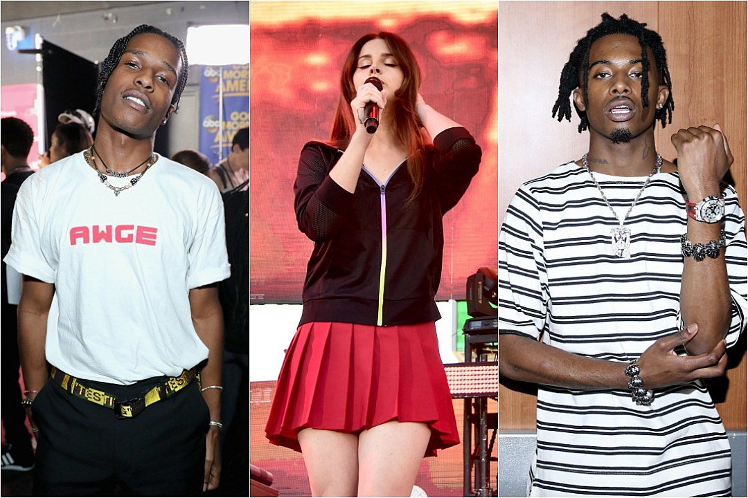 Hear Asap Rocky And Playboi Carti On Two New Lana Del Rey Songs Xxl