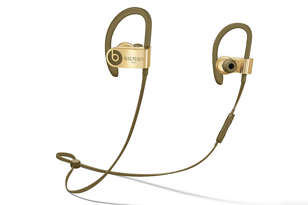 fdc154c86d1 Beats By Dre and Balmain Launch New Headphone Collection - XXL
