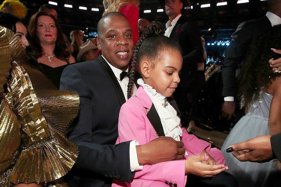 Have Jay z blue ivy were