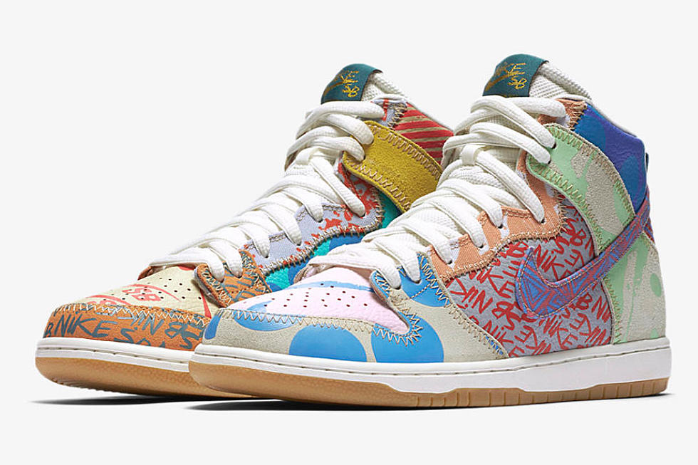 detailed look 7ce92 3d525 Nike Teams Up With Thomas Campbell for Limited SB Dunk Release