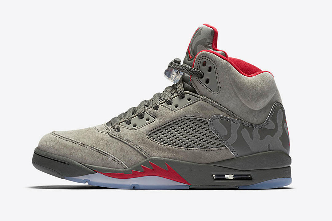sale retailer 47437 bb06e Jordan Brand to Release Air Jordan 5 Take Flight - XXL