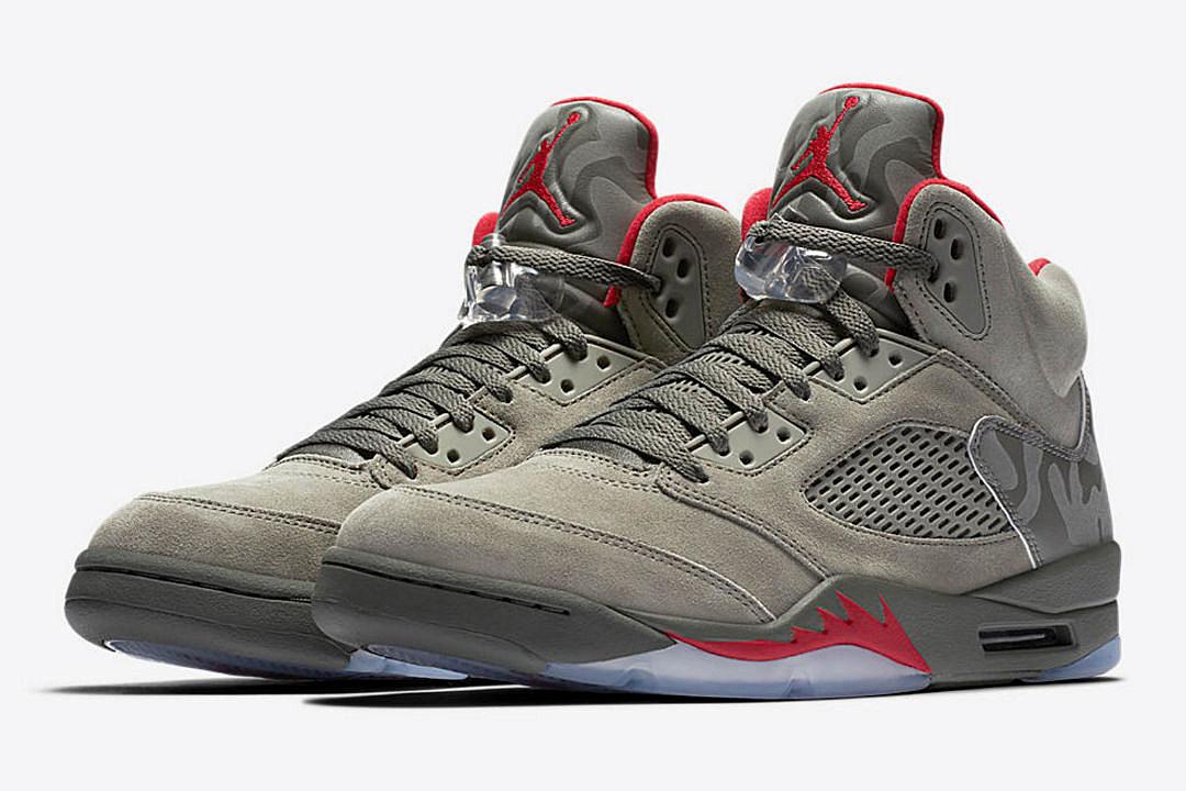 Jordan Brand to Release Air Jordan 5