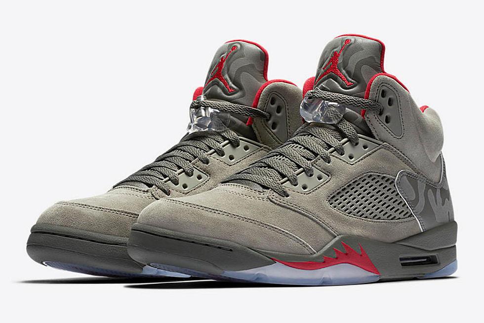 new product 272c6 ce866 Jordan Brand to Release Air Jordan 5 Take Flight