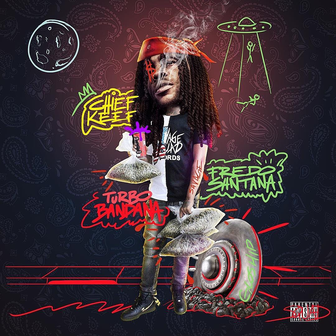 Chief Keef and Fredo Santana Reveal Release Date for 'Turbo