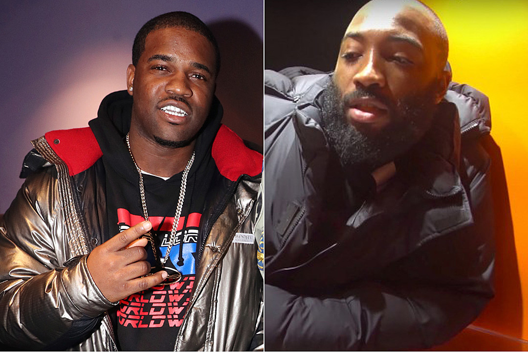 41a68573bfdc ASAP Bari Arrested for Sexual Assault in London - XXL