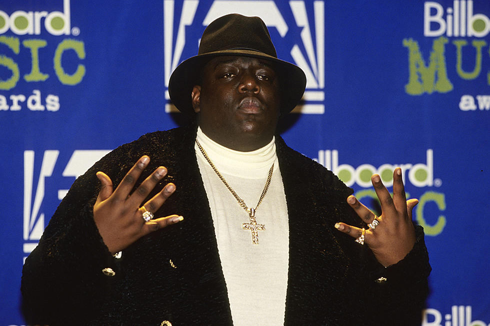 factory price 0ca1e eb4e6 The Notorious B.I.G. to Be Honored With New Brooklyn Nets ...