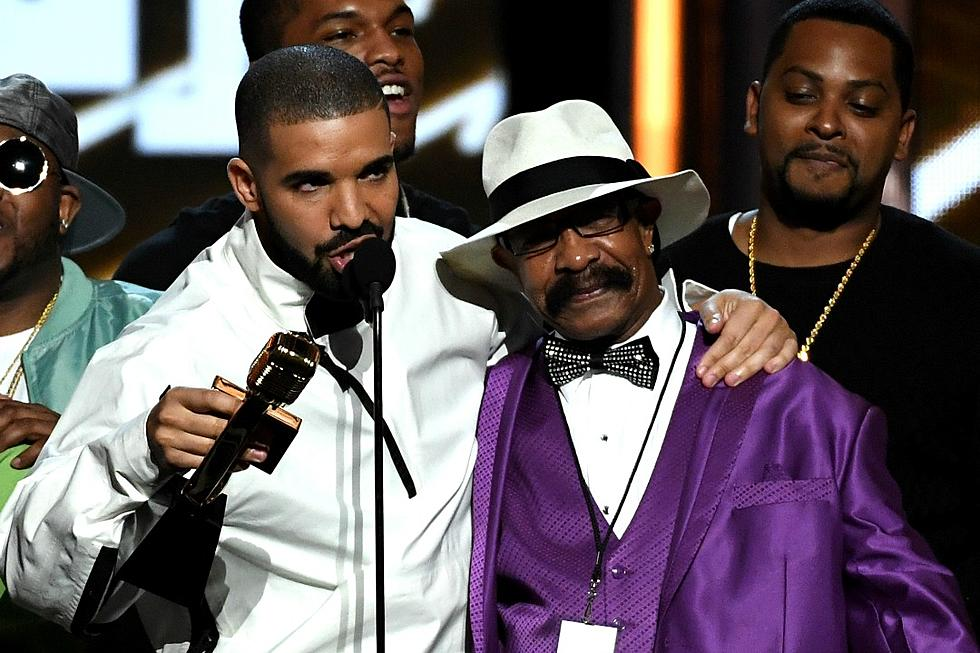 Image result for drake and dad