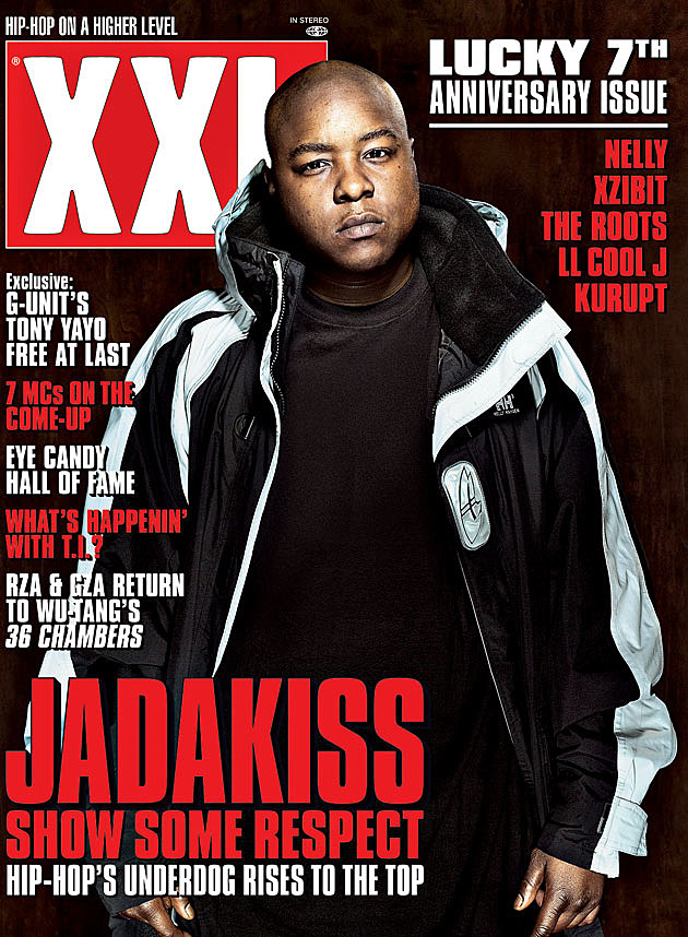 Jadakiss Is the Underdog Rising to the Top (XXL September