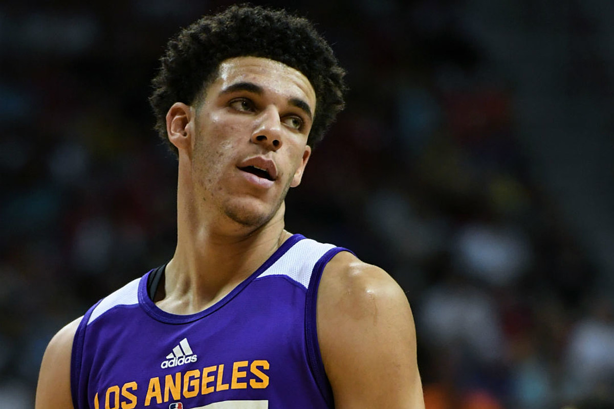 Lonzo Ball Has More New Music Dropping ...