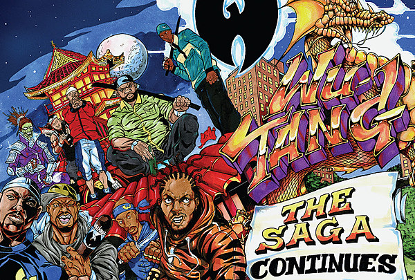Wu-Tang Clan Share Cover Art and Tracklist for 'The Saga ...