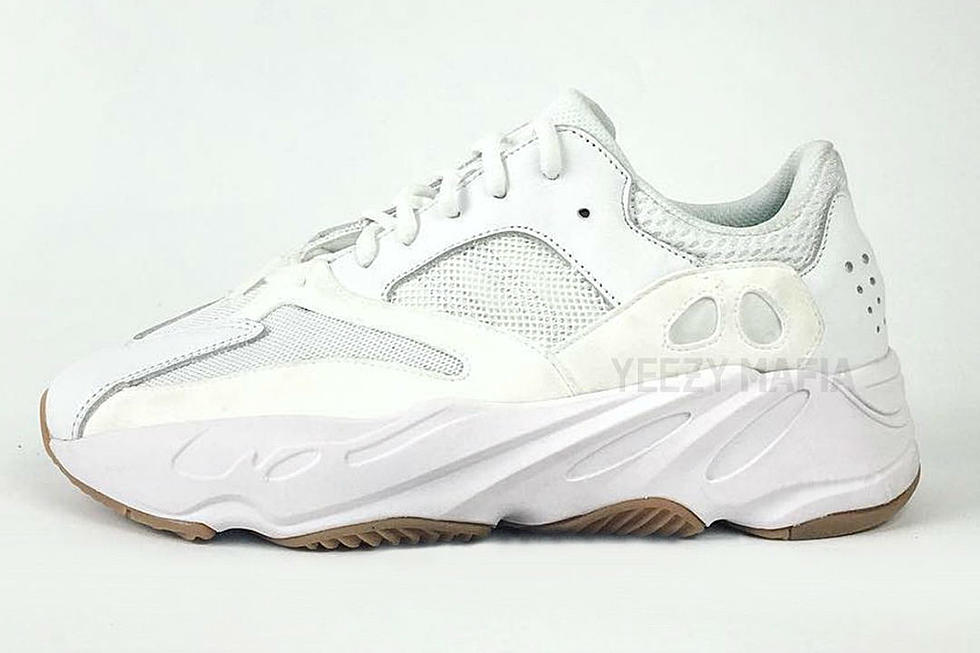 huge selection of 08f55 9e137 Two Unreleased Yeezy 700 Runner Sneakers Surface Online - XXL