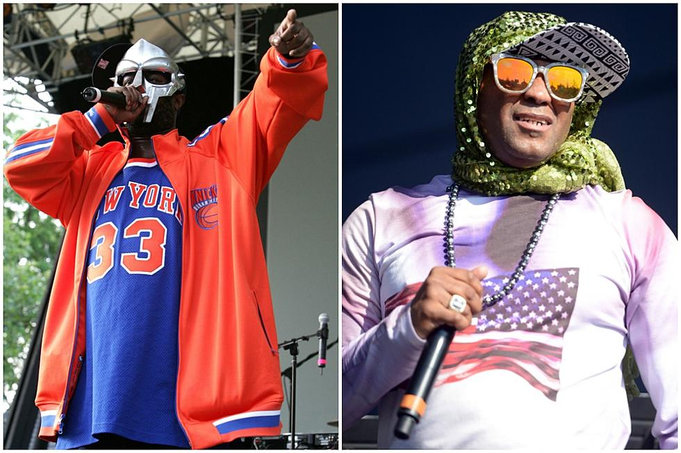 Kool Keith Joins MF DOOM for New Song 'Notebook 04' - XXL