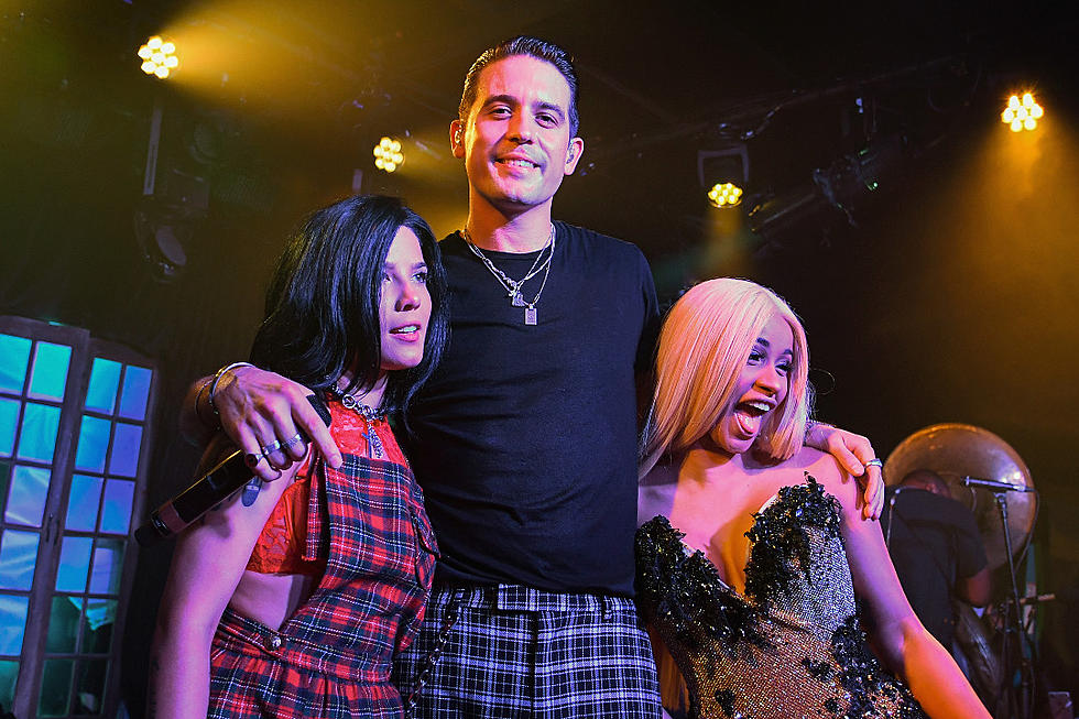 G-Eazy Performs Two New Songs With Cardi B and Halsey at New