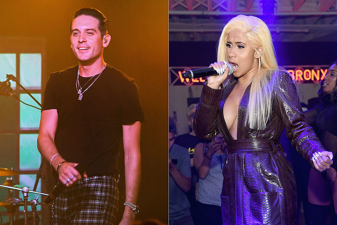 G-Eazy and Cardi B Perform 'No Limit' on 'The Tonight Show