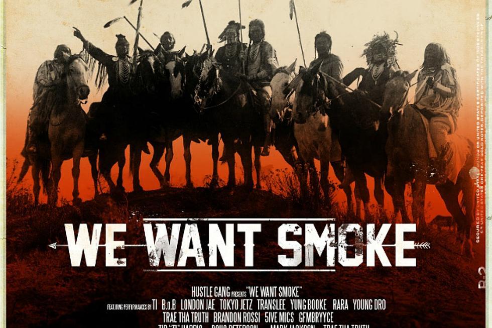hustle gang we want smoke album free download