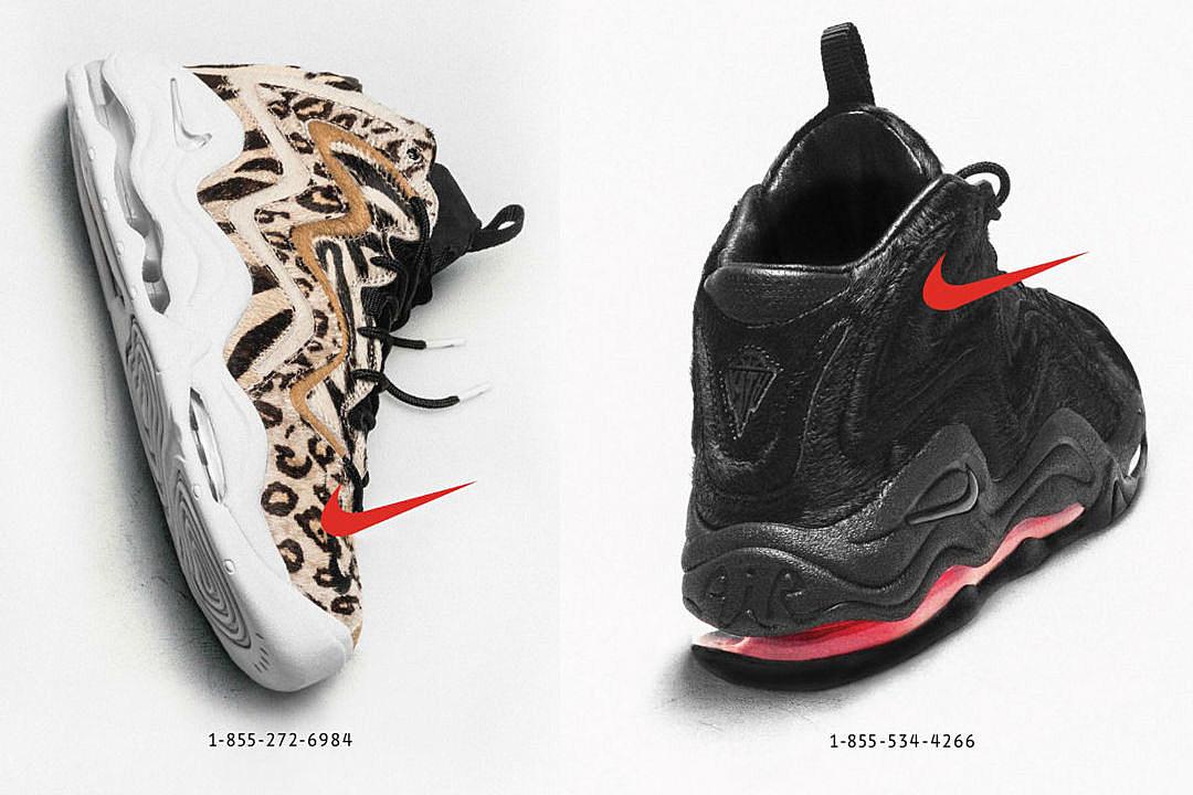 Kith Unveils Nike Scottie Pippen