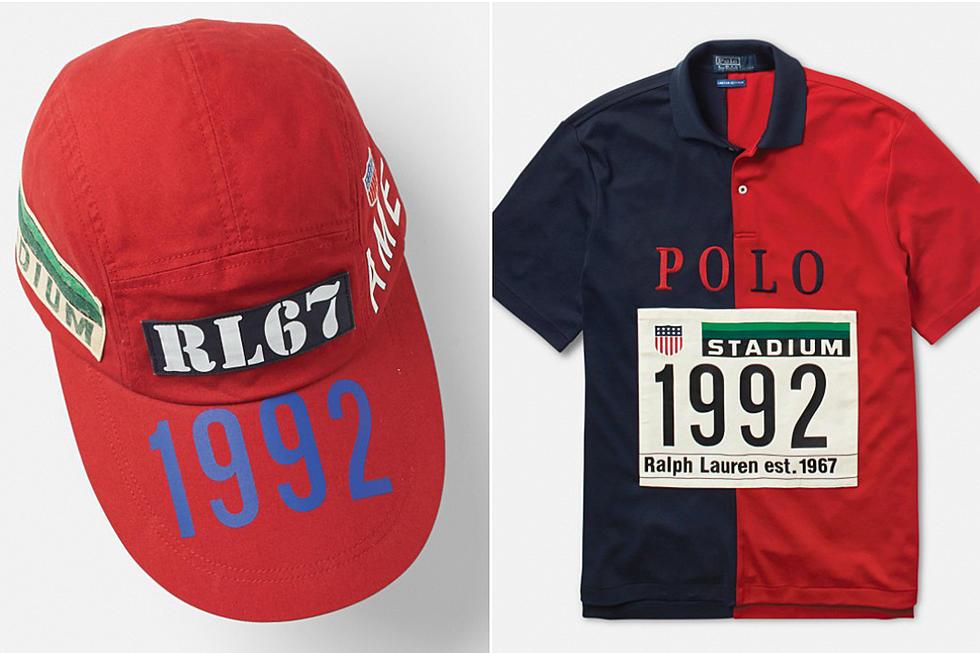 da689dc168c93 Jimmy Jazz to Relaunch Polo Ralph Lauren s 1992 Stadium Collection - XXL