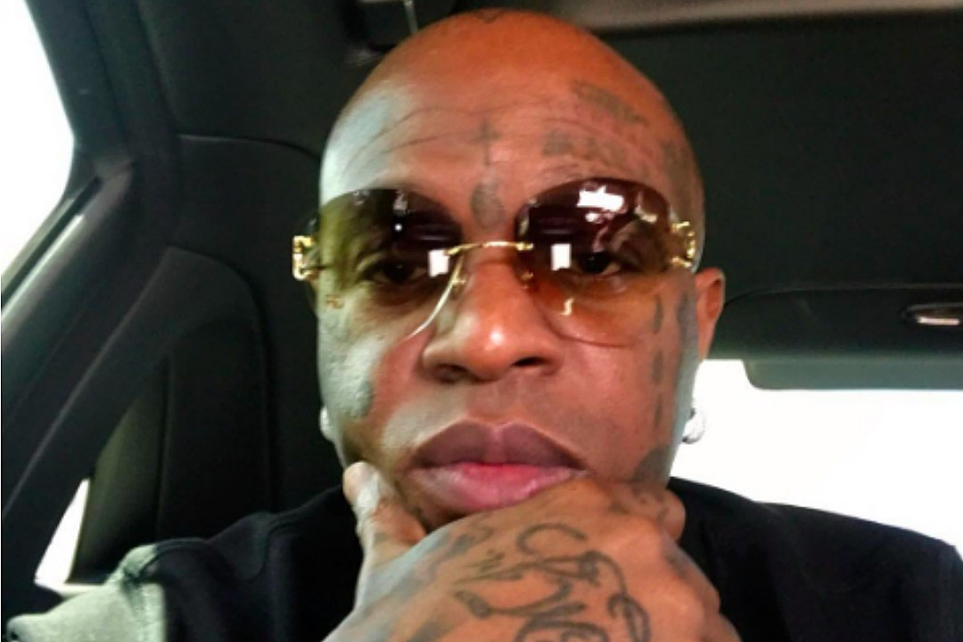 Birdman To Get Some Face Tattoos Removed Xxl
