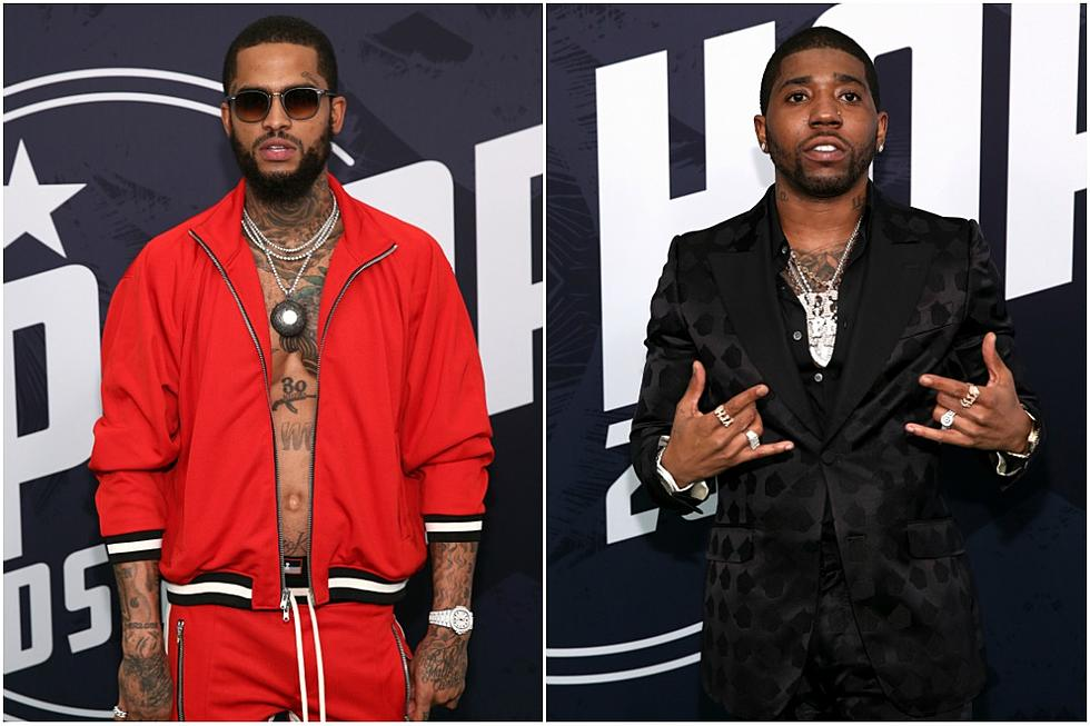 Dave East, YFN Lucci and More Freestyle in Instabooth at